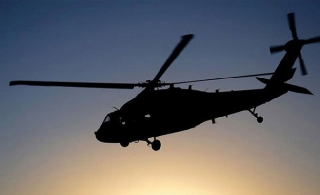 """Ortak helikopter üretimine """"yeşil ışık"""""""
