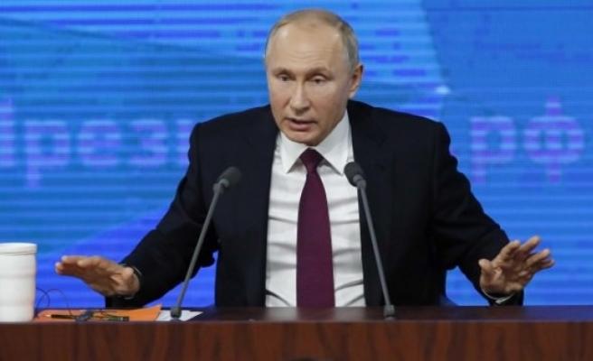 'Yaparsa Putin yapar'
