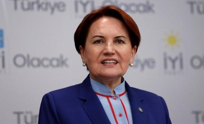 """Akşener:""""24 Haziran seçimlerinde görev yapmış sandık başkanları da incelensin"""""""