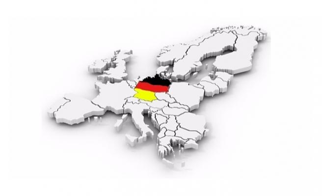 Alman ekonomisi yüzde 0,4 büyüdüğü açıkladı