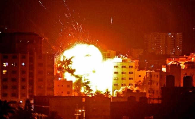 Anadolu Ajansı'nın Gazze'deki ofisine saldırı