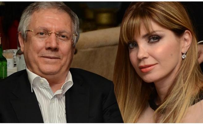 Aziz Yıldırım boşanma iddialarına cevap verdi