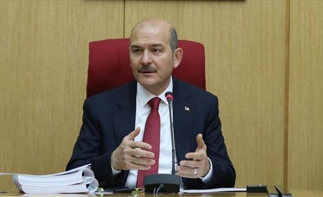 Bakan Soylu başkanlığında koordinasyon toplantısı düzenlendi