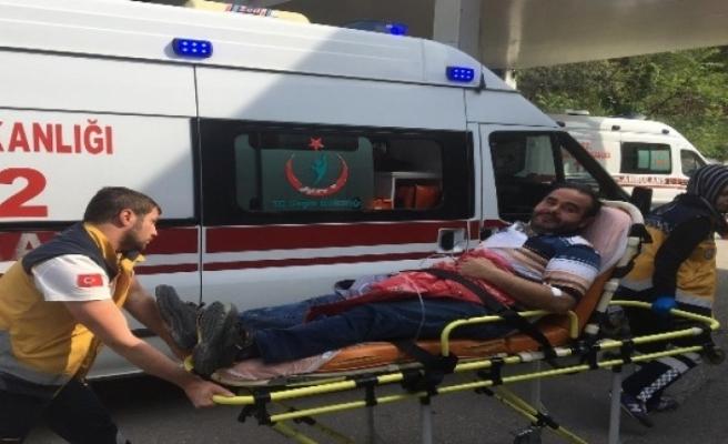 Bursa'da Fabrikada patlama: 11 yaralı