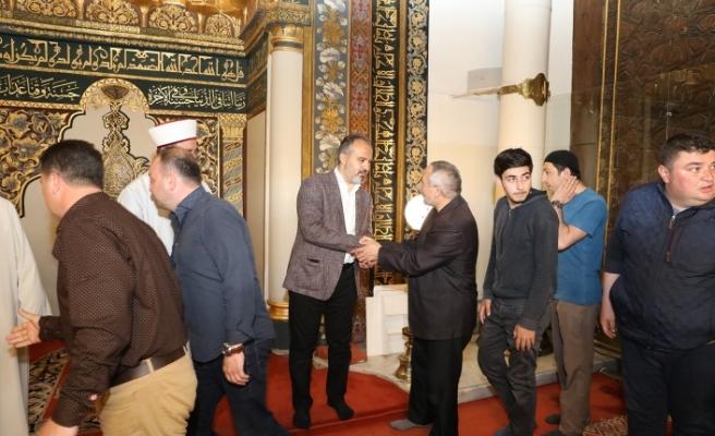 Bursa'da ilk teravih heyecanı