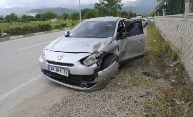 Bursa'da kaza: 2 yaralı