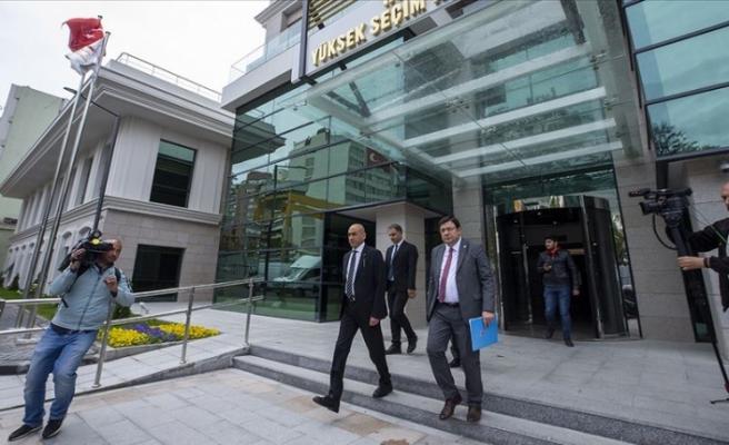 CHP'den İstanbul seçiminin tümü için iptal başvurusu