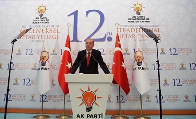Cumhurbaşkanı Erdoğan'dan Avrupa'ya net mesaj: Oldu- bittilere göz yummayacağız