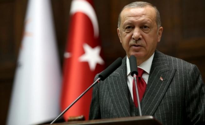Cumhurbaşkanı Erdoğan: Münbiç'i ve Fırat'ın doğusunu yine sizler temizleyeceksiniz