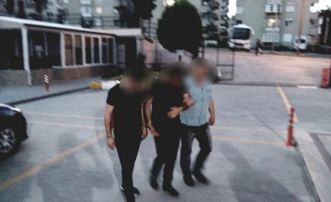 Dolandırıcılara operasyon; 3 tutuklama