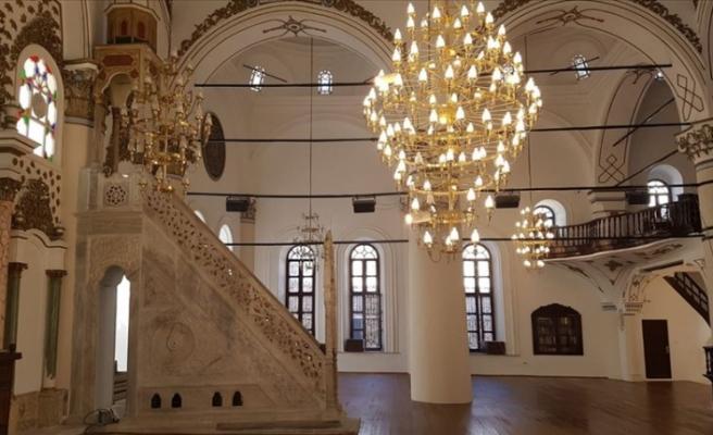 Dört asırlık cami ramazanda ibadete açılacak