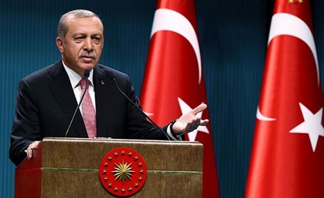 Erdoğan'dan 'Türkiye İttifakı' açıklaması