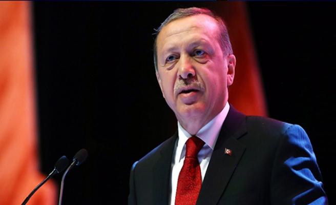 Erdoğan, AK Parti İstanbul İl Başkanlığında