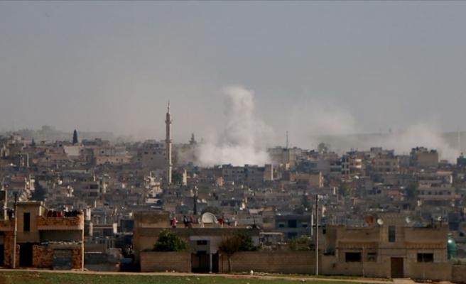 Esed rejimi 'İdlib Gerginliği Azaltma Bölgesi'ne sızmaya çalıştı
