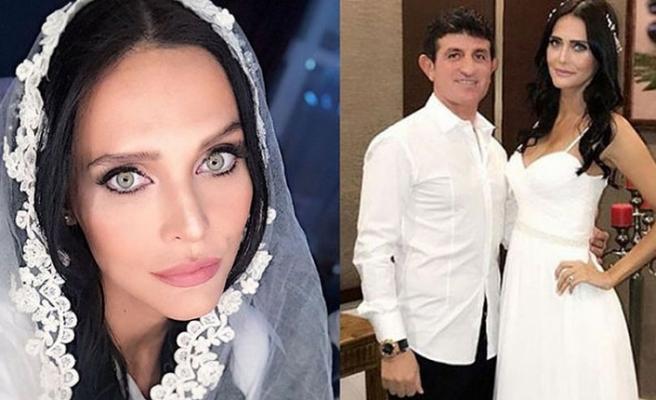 Fatoş Kabasakal'dan eşi Erkan Kayhan ve kızı Mila ile ilk fotoğraf