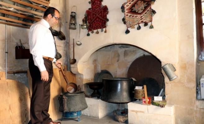 Gaziantep'in yemekleri Türkiye'nin ilk gastronomi müzesinde sunuluyor