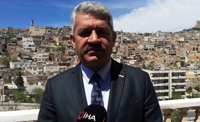 HDP'li Belediye Başkanından akıl almaz hareket!