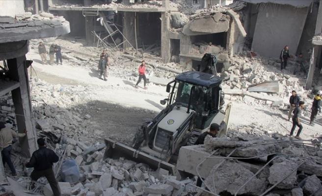 'İdlib Gerginliği Azaltma Bölgesi'nde son 12 günde 108 sivil öldürüldü