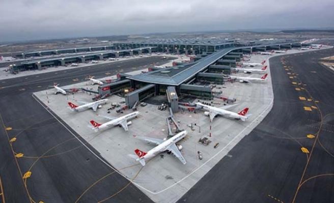 İstanbul Havalimanı'na 4 milyon misafir