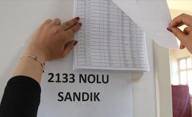 İstanbul seçiminde aynı seçmen listesi kullanılacak