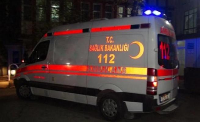 İzmir'de iş yerinde kaza: 11 yaralı