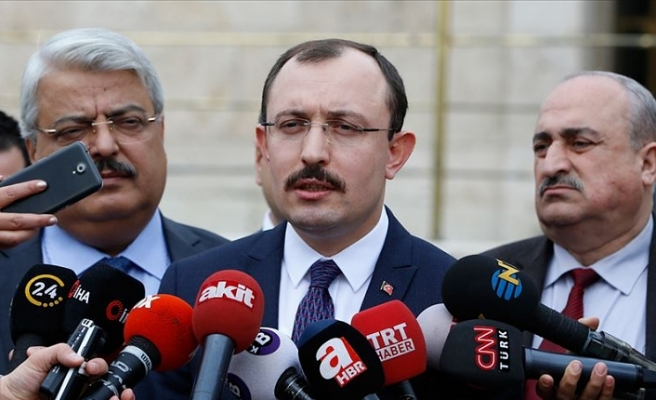 Kapadokya Alan Başkanlığı kanun teklifi TBMM Başkanlığında