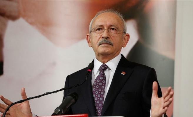 Kılıçdaroğlu: Mücadelemiz demokrasi için olacak