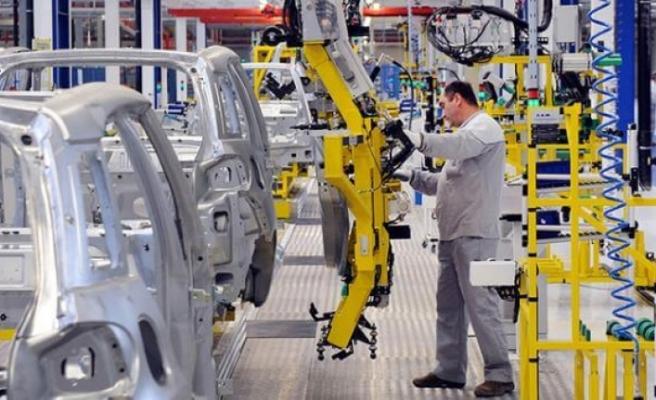 Mart ayı sanayi üretimi verileri açıklandı