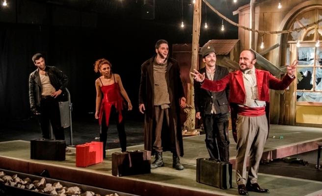Nilüfer Belediyesi Kent Tiyatrosu Bulgaristan'da sahne alacak!