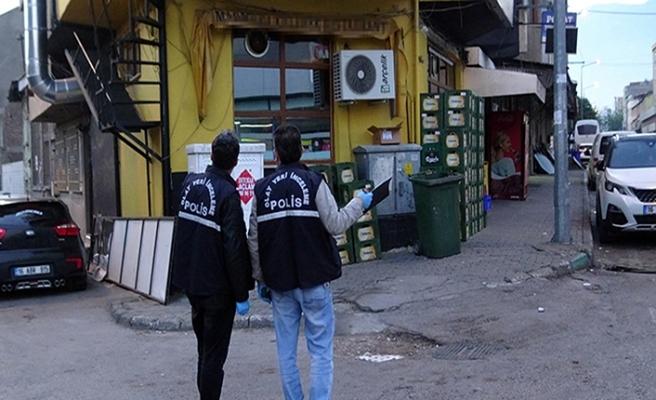 Polisleri Farketmediler Pompalıyla Ateş Açtılar