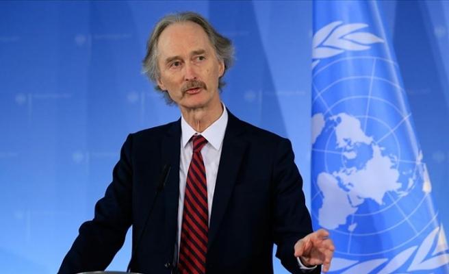 Suriye krizinde Cenevre süreci için yeni sayfa