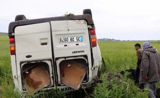 Taziye dönüşü korkunç kaza!