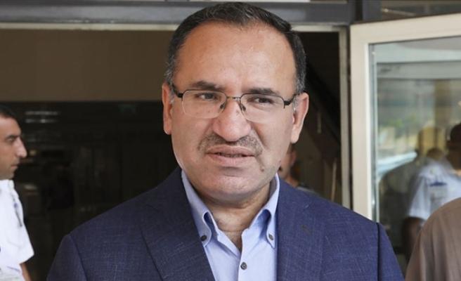 TBMM Anayasa Komisyonu Başkanı Bekir Bozdağ: YSK kuralın dışına çıkılmasına rıza gösteremez