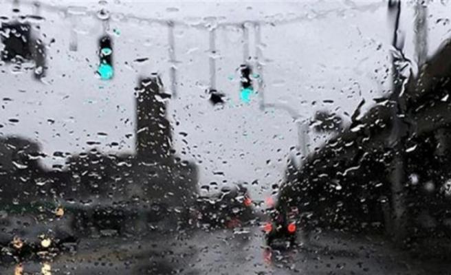 Valilik'ten yağış uyarısı!