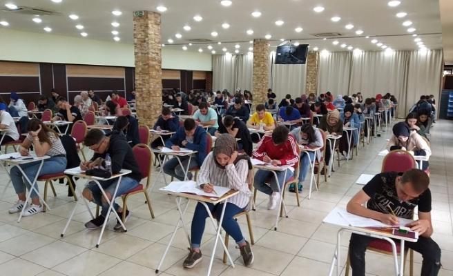 YÖS öğrencilerden yoğun ilgi