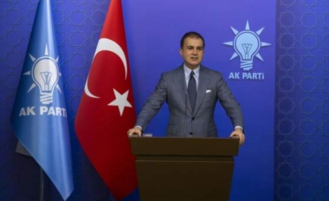 YSK'nın İstanbul kararı sonrası AK Parti'den açıklama
