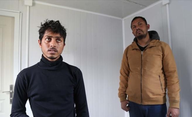 'Yunanistan'a geçen düzensiz göçmenler dövülerek Türkiye'ye atıldı'