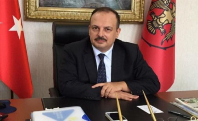Bursa Valisi Canbolat'ın Jandarma Teşkilatının Kuruluşunun 180. Yıl Dönümü Mesajı
