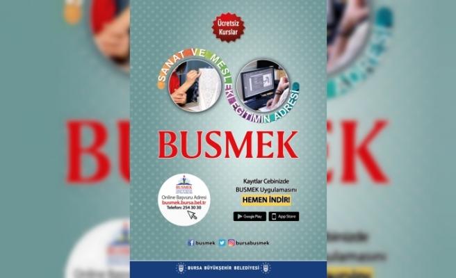 BUSMEK kayıtları Temmuz'da başlıyor