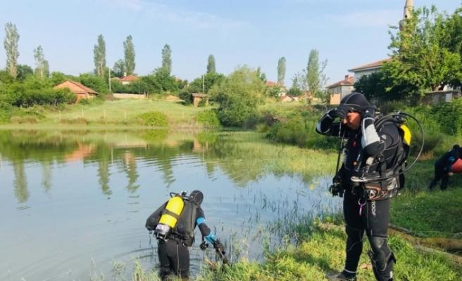 Bursa'da kaybolan çobanın cesedi gölette bulundu