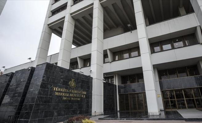 Merkez Bankası yıl sonu TÜFE beklentisi geriledi