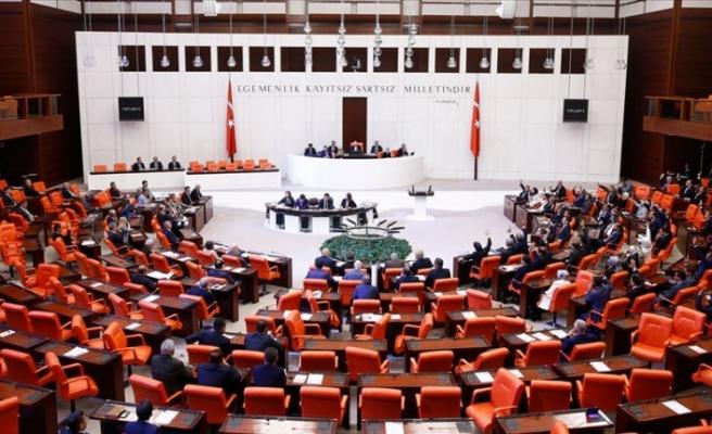 Meclis, 15 Temmuz şehitlerini anıyor