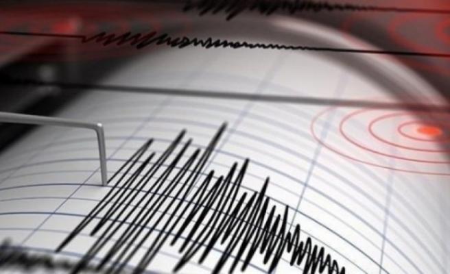 Korkutan bir deprem daha!