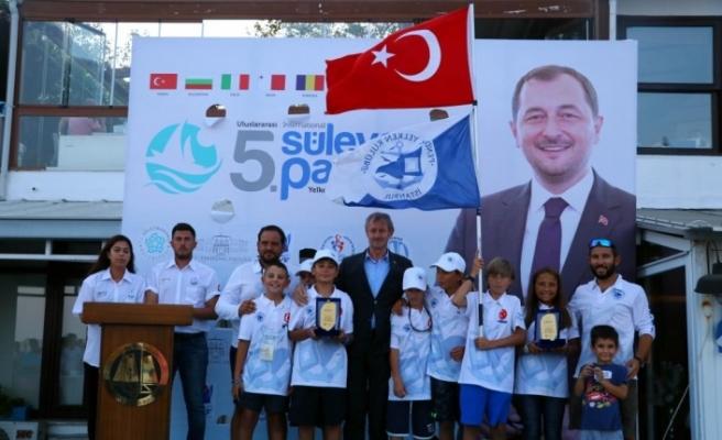 5. Uluslararası Süleymanpaşa Optimist Kupası