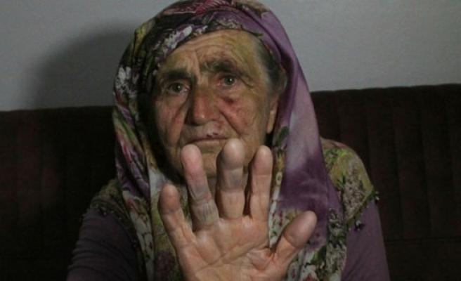 80 yaşındaki kadına çirkin saldırıda flaş gelişme