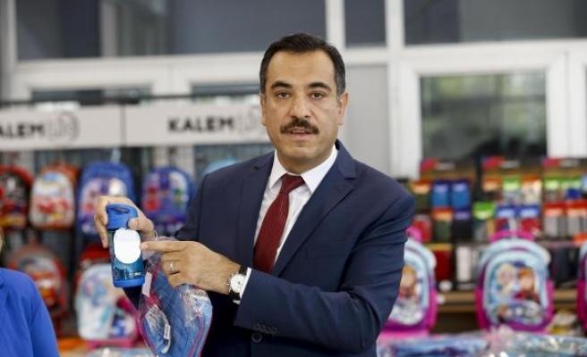 Ankara'da kırtasiye ürünü denetimi