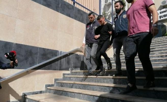 Arnavutköy'de katliam yapan zanlı adliyeye sevkedildi