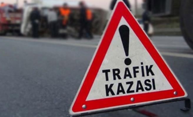 Bursa'da akılalmaz kaza!