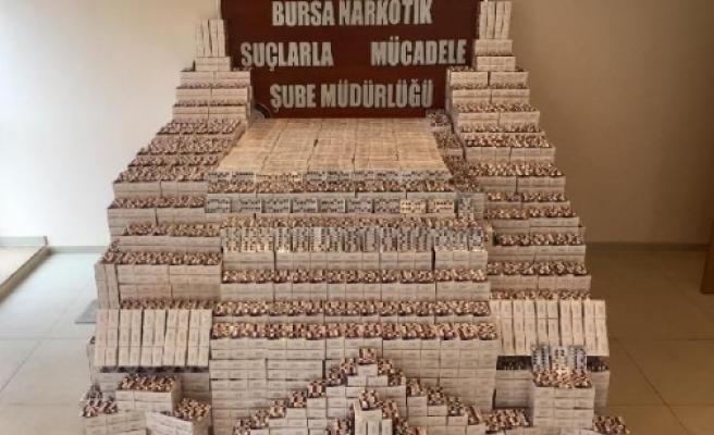 Bursa'da yeşil reçete çetesi çökertildi
