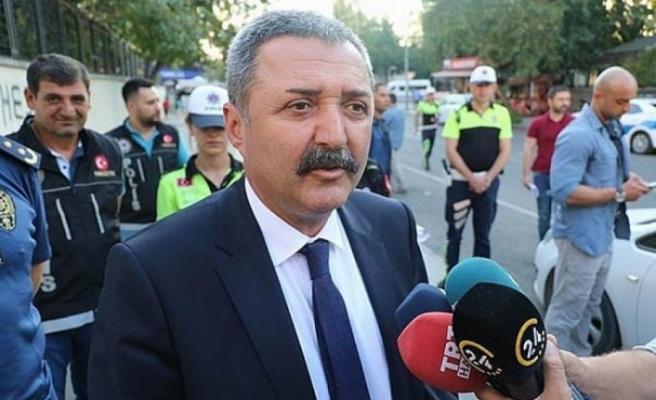 Bursa'nın yeni emniyet müdürü 'Tacettin Aslan'